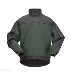 5.11 Tactical Chameleon Softshell Jacket - Moss