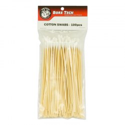 Bore Tech Cotton Swabs (100/Pack)