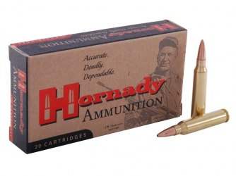 Hornady .223 Rem 75gr Hollow Point Boat Tail TAP