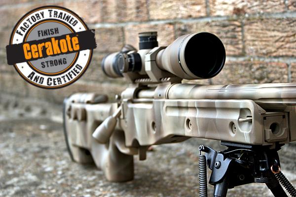 Gunsmith – Riflecraft Ltd