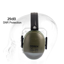 Pro-Tect Ear Defenders High - Green